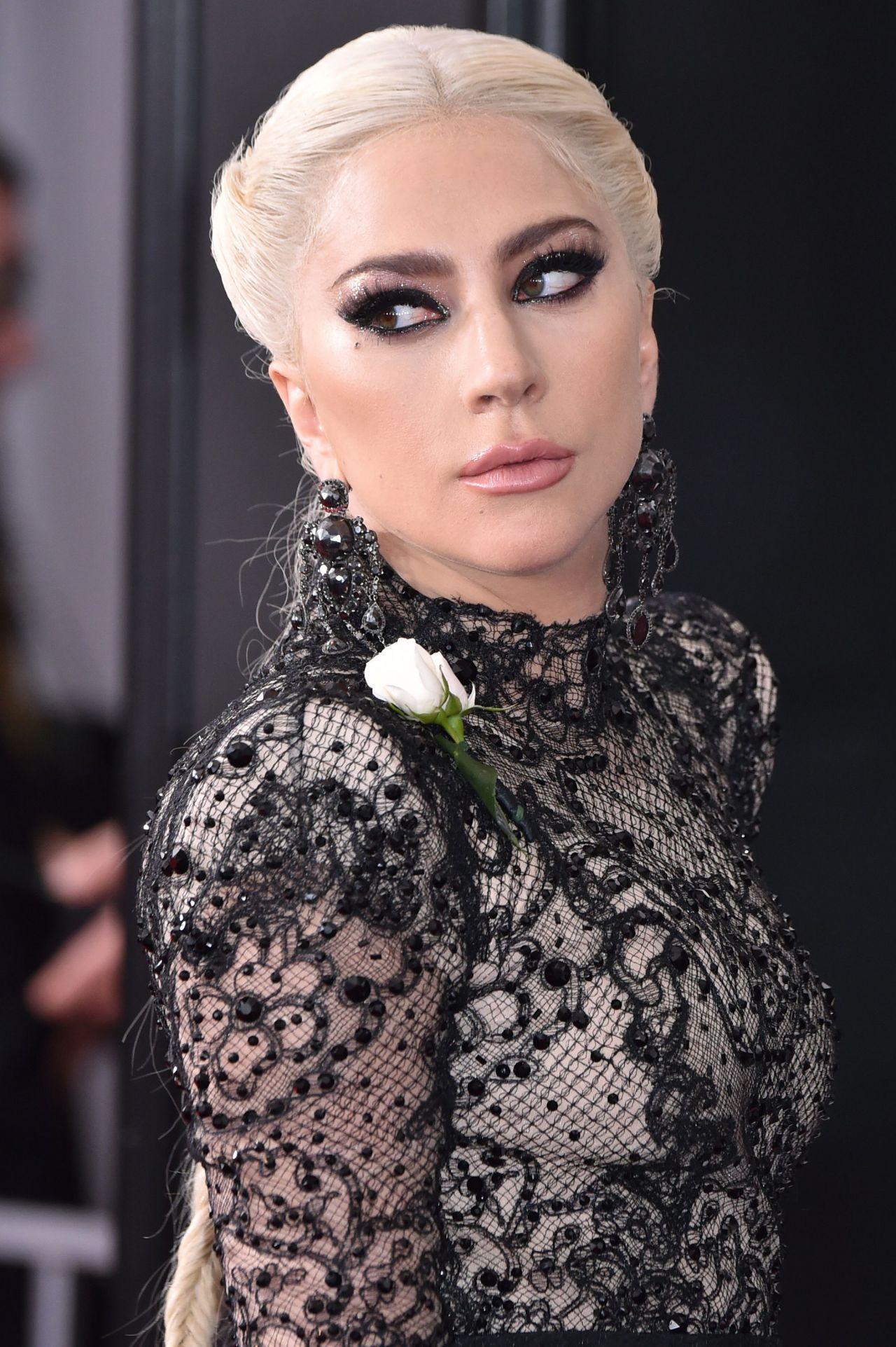 Lady Gaga – 2018 Grammy Awards in New York Lady Gaga