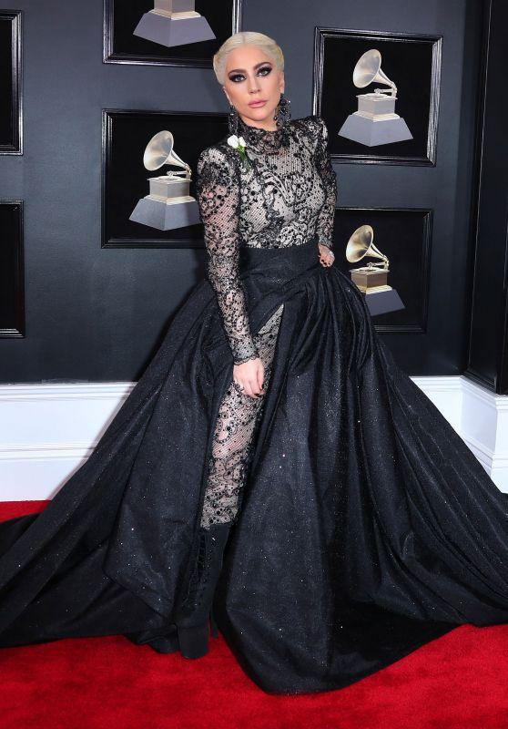 Lady Gaga – 2018 Grammy Awards in New York