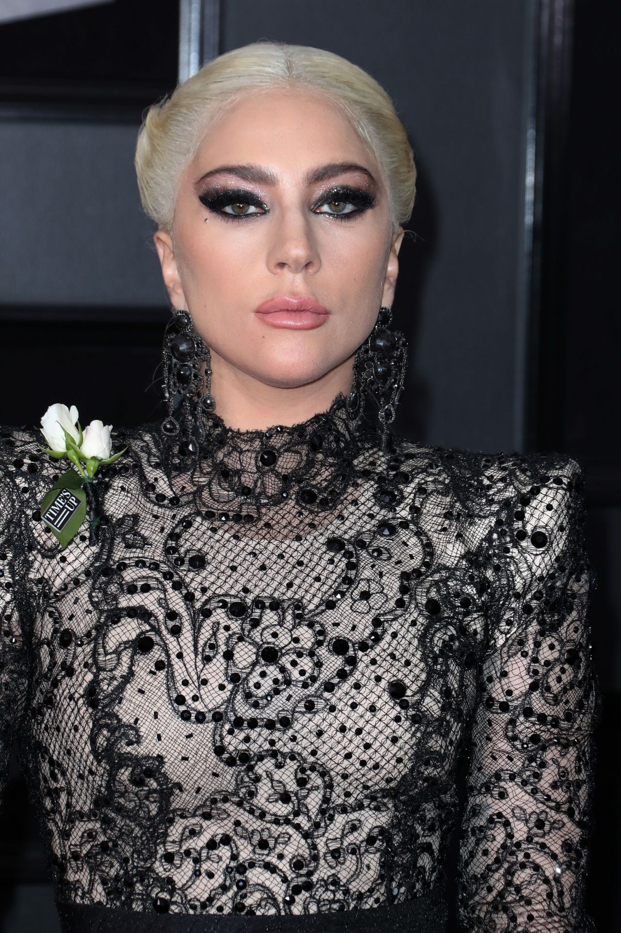 Lady Gaga 2018 Grammy Awards In New York