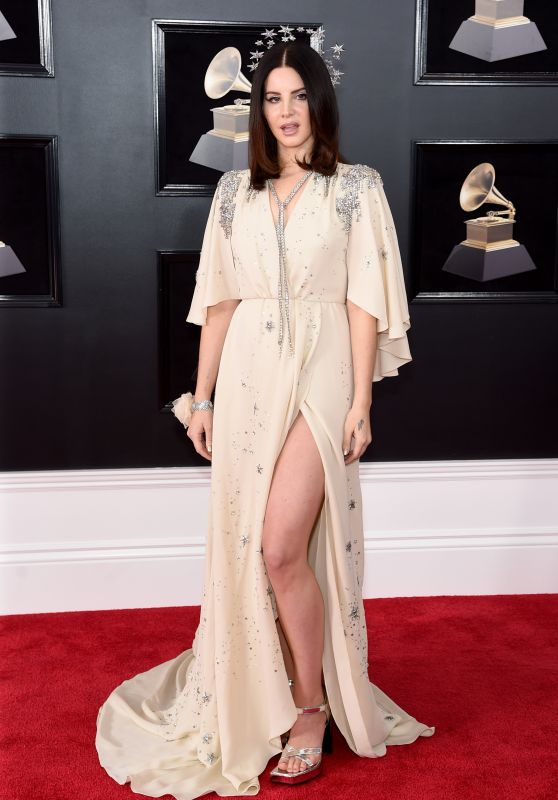 Lana Del Rey – 2018 Grammy Awards in New York