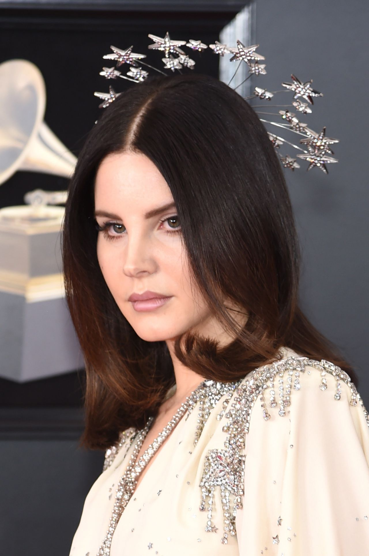 Lana Del Rey By Chris Nicholls For Fashion Magazine: 2018 Grammy Awards In New York