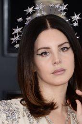 Lana Del Rey – 2018 Grammy Awards in New York