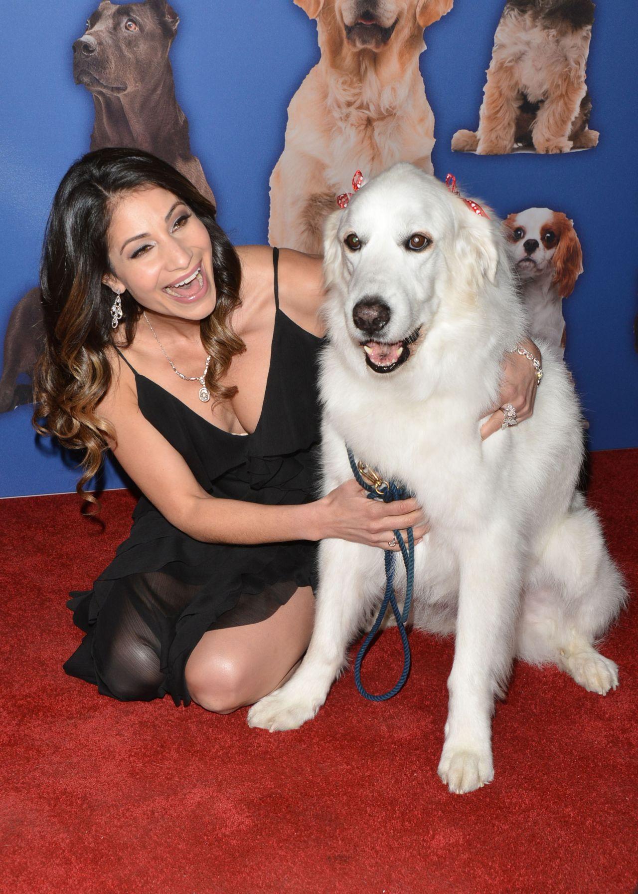 larissa wohl american rescue dog show in pomona