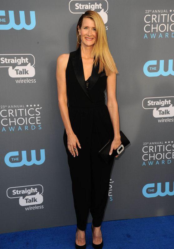 Laura Dern – 2018 Critics' Choice Awards