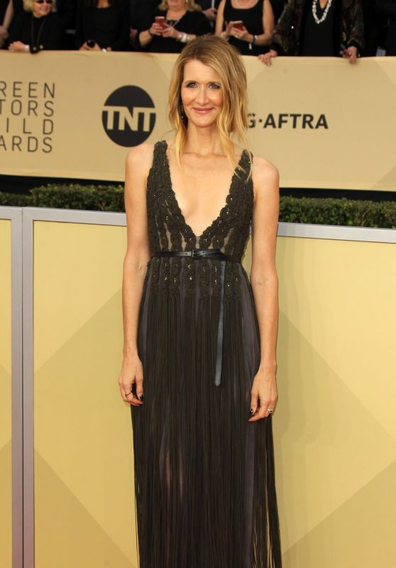 Laura Dern – 2018 SAG Awards in LA