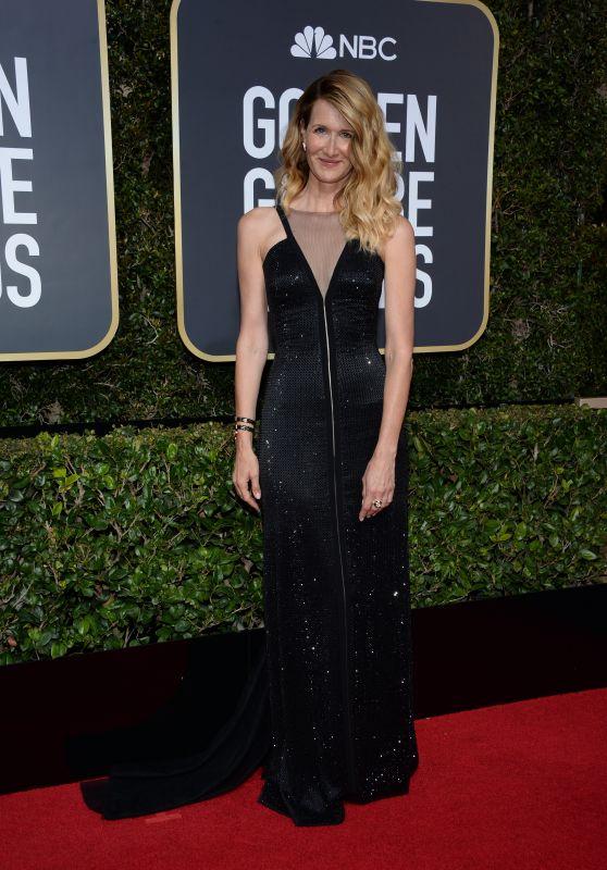 Laura Dern – Golden Globe Awards 2018