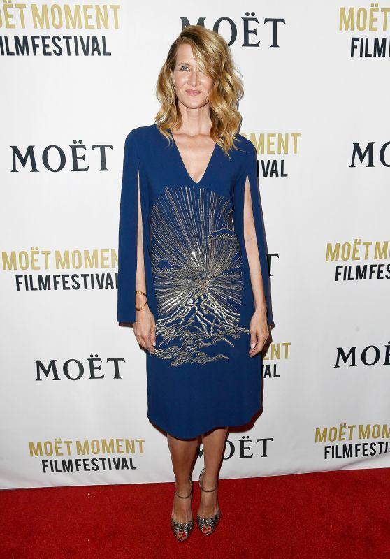 Laura Dern – Moet Moment Film Festival Golden Globes Week in Los Angeles