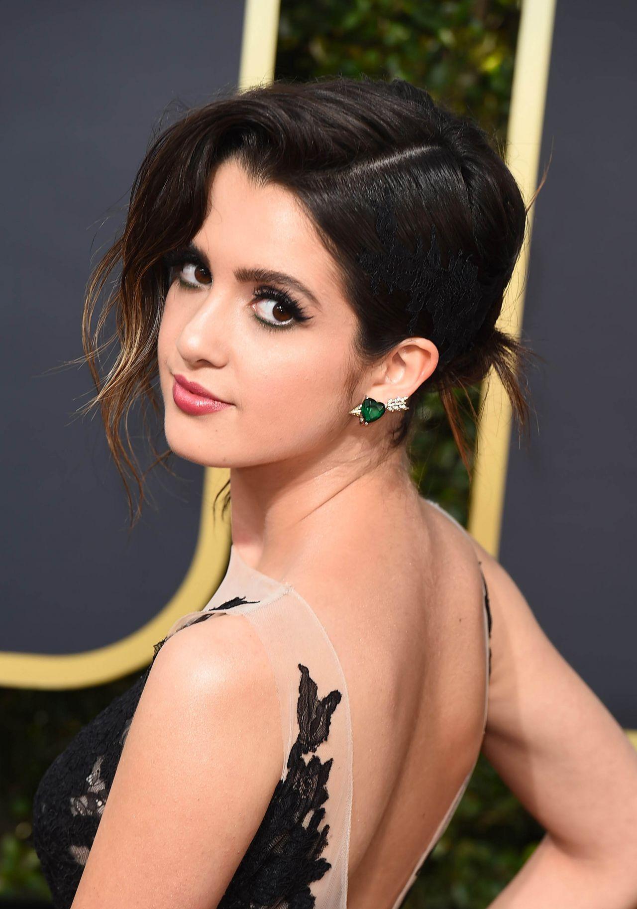 Laura Marano Golden Globe Awards 2018