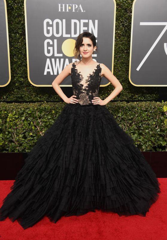 Laura Marano – Golden Globe Awards 2018