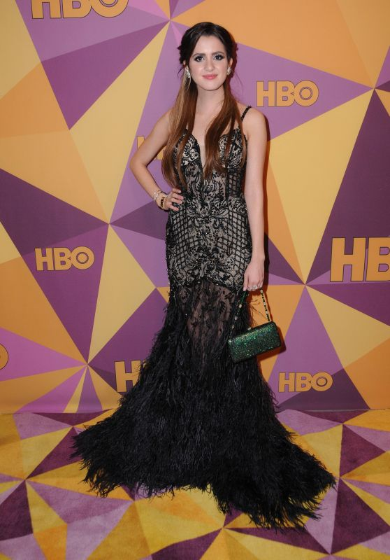 Laura Marano – HBO's Official Golden Globe Awards 2018 After Party