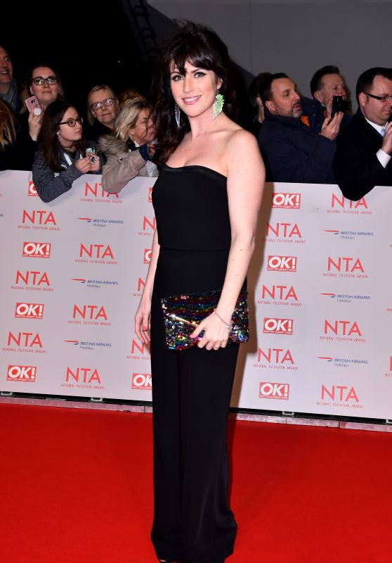 Laura Norton – 2018 National Television Awards in London