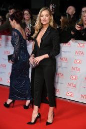 Laura Whitmore – 2018 National Television Awards in London