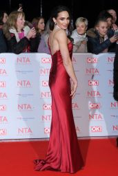 Laura Wright – 2018 National Television Awards in London