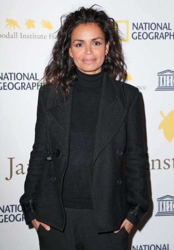 "Laurence Roustandjee – ""Jane"" Premiere in Paris"