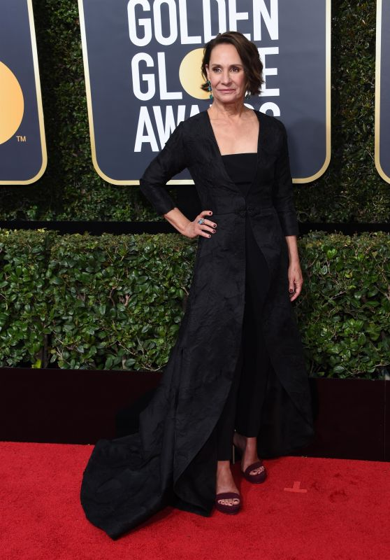 Laurie Metcalf – Golden Globe Awards 2018