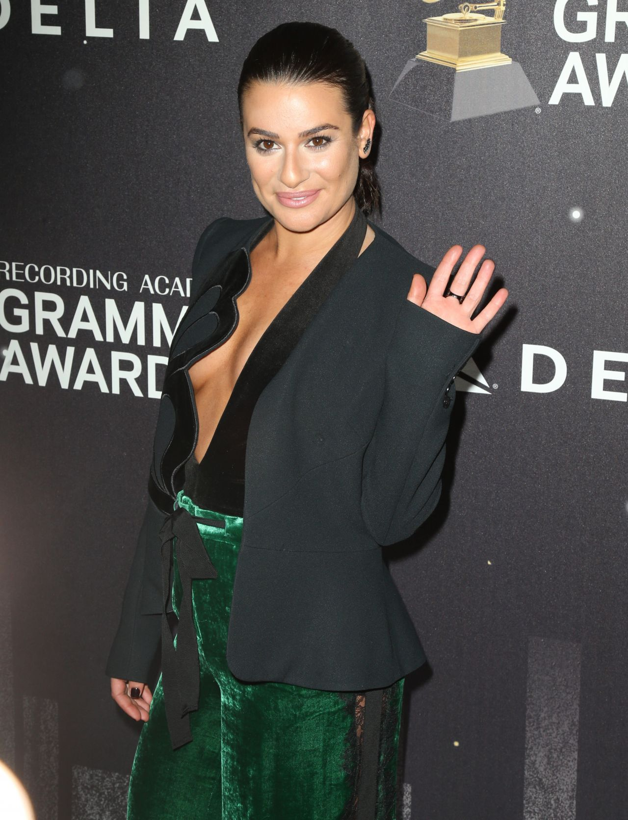 http://celebmafia.com/wp-content/uploads/2018/01/lea-michele-delta-airlines-celebrates-2018-grammy-weekend-event-in-nyc-7.jpg