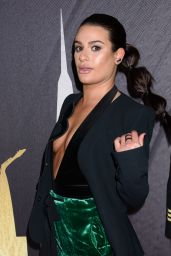 Lea Michele – Delta Airlines Celebrates 2018 GRAMMY Weekend Event in NYC