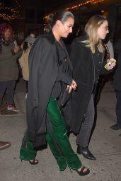 Lea Michele With Boyfriend Zandy Reich - Out in NYC