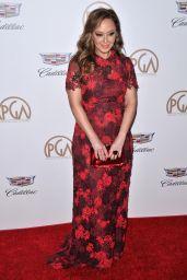 Leah Remini – 2018 PGA in Beverly Hills