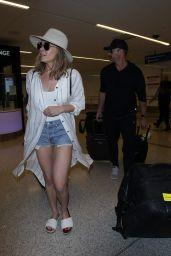 LeAnn Rimes at LAX Airport in LA 01/12/2018
