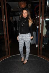 Leanne Curves – Curves modeling Agency Party in London