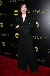 "Lena Hall – ""The Alienist"" Premiere in New York City"