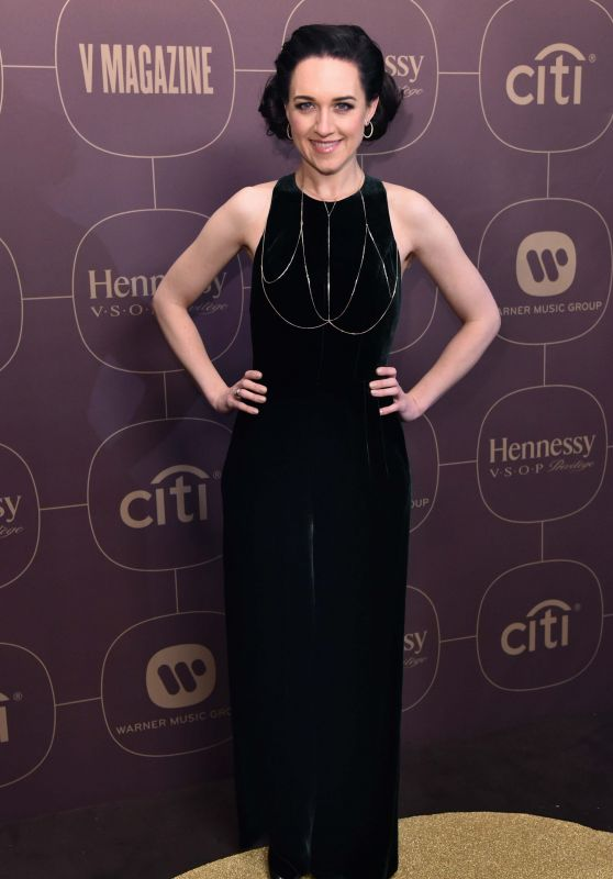 Lena Hall – Warner Music Pre-Grammy 2018 Party in New York