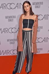 Lena Meyer-Landrut - Marc Cain Fashion Show in Berlin 01/16/2018