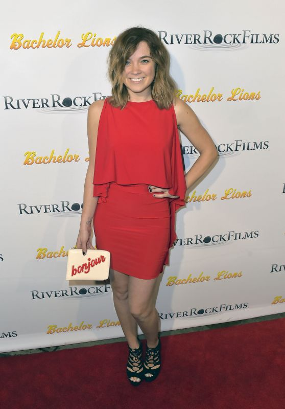 Lenay Dunn - Bachelor Lions Premiere in Los Angeles