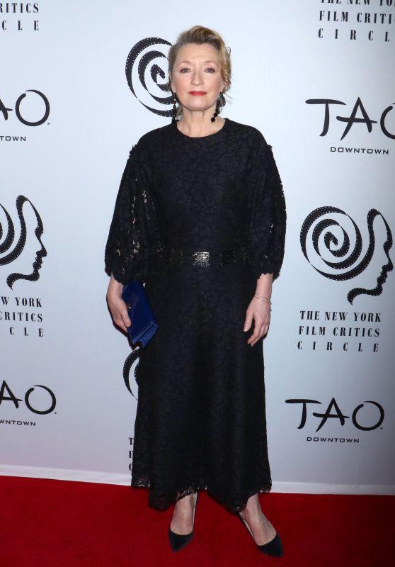 Lesley Manville – New York Film Critics' Circle Awards 2017