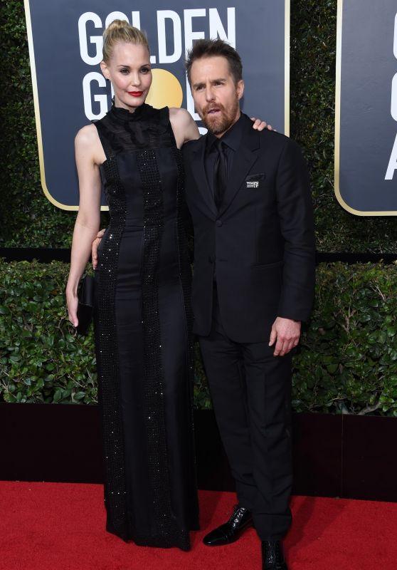 Leslie Bibb – Golden Globe Awards 2018