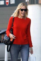 Leslie Bibb - Shopping in Beverly Hills 01/18/2018