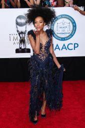 Lil Mama – 2018 NAACP Image Awards in Pasadena