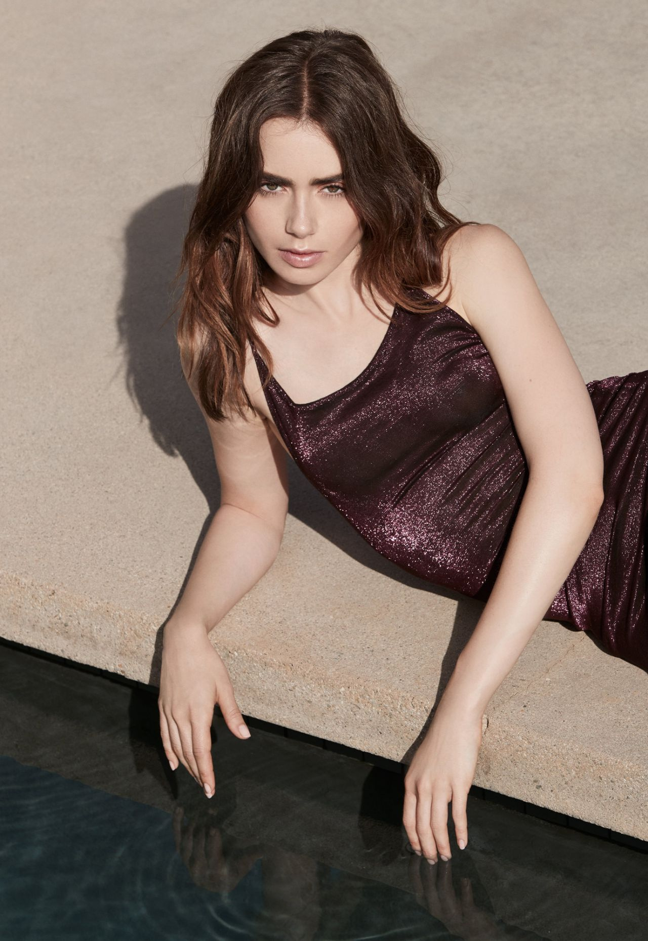 Lily Collins - Photogr...