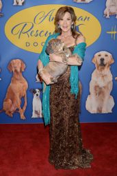 Linda Blair - American Rescue Dog Show in Pomona