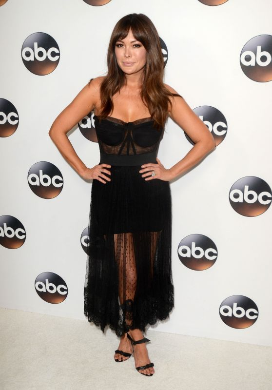 Lindsay Price – ABC All-Star Party in LA