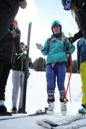 Lindsey Vonn - FIS World Cup, Downhill Training