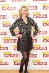 Lisa Faulkner – Loose Women TV Show in London