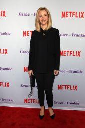 Lisa Kudrow - Grace & Frankie Season 4 Premiere in LA