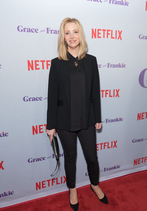 Lisa Kudrow - Grace & Frankie Season 4 Premiere in LA