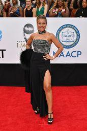 Lisa Vidal – 2018 NAACP Image Awards in Pasadena