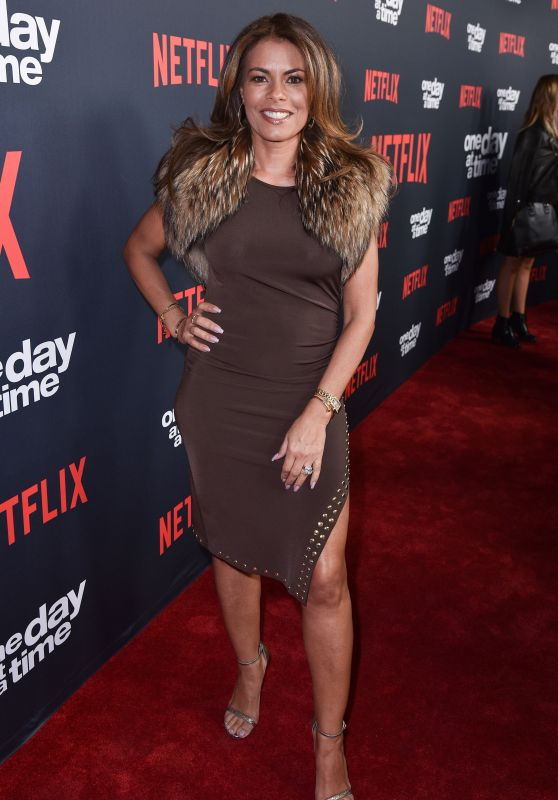 """Lisa Vidal – """"One Day at a Time"""" TV Show Season 2 Premiere in Los Angeles"""