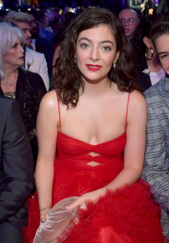Lorde – 2018 Grammy Awards in New York