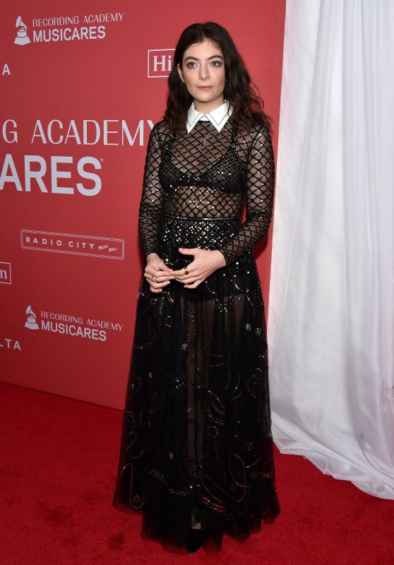 Lorde – 2018 MusiCares Person Of The Year in New York