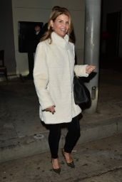 Lori Loughlin - Out for dinner in West Hollywood