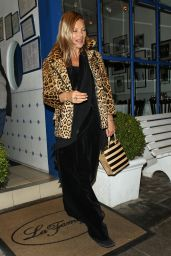 Lottie Moss and Kate Moss - Celebrate Lotties 20th Birthday in Chelsea