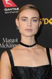 Lucy Fry – 2018 G'Day USA Los Angeles Black Tie Gala