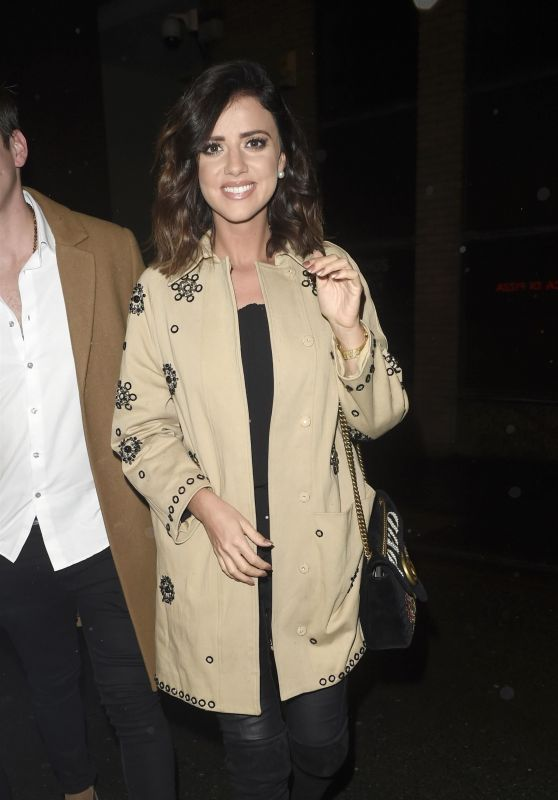 Lucy Mecklenburgh - Out in Manchester