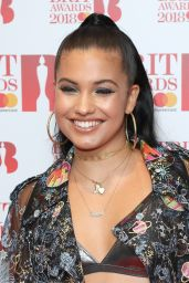 Mabel – The BRIT Awards Nominations Launch Party in London
