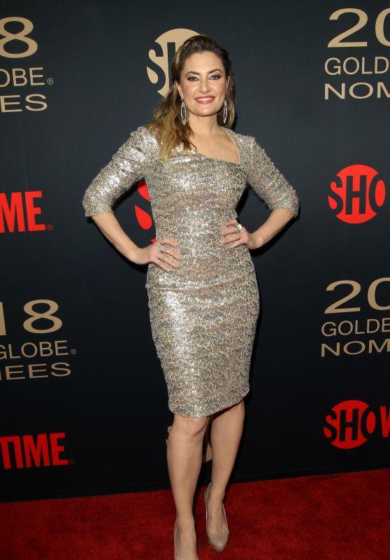 Madchen Amick – Showtime Golden Globe Nominee Celebration in LA
